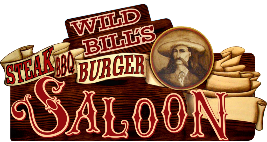 wild bills saloon logo